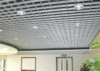Grille Suspended Metal Ceiling